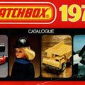 Matchbox katalógus 1977