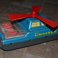 Cruiser MS881 felhúzható lemezjáték