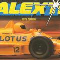 Scalextric katalógus 1988