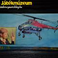 Plasticart MI-4 Helikopter makett