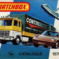 Matchbox katalógus 1979/1980