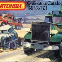 Matchbox katalógus 1982/1983