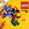 Lego katalógus 1988