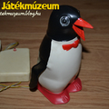 Távirányítós pingvin