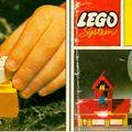 Lego System katalógus 1969