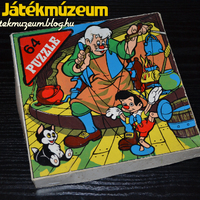 Pinokkió Puzzle