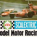 Scalextric katalógus 1972