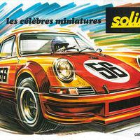 Solido katalógus 1974