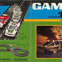 Gama katalógus 1980