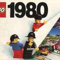 Lego System katalógus 1980