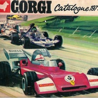 Corgi katalógus 1973