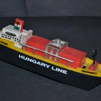 Vörösmarty játékhajó
