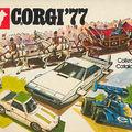 Corgi katalógus 1977