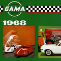 Gama katalógus 1968