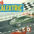 Scalextric katalógus 1960