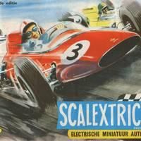 Scalextric katalógus 1964