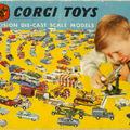 Corgi katalógus 1958