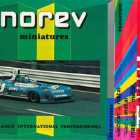 Norev katalógus 1975