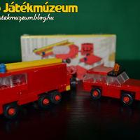 PEBE Mini-Auto Elemente Löschfahrzeuge