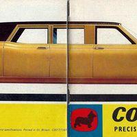 Corgi katalógus 1967
