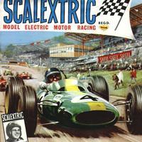 Scalextric katalógus 1965