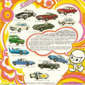 Norev katalógus 1972