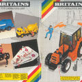 Britains Toy katalógus 1985