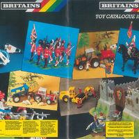 Britains Toy katalógus 1986