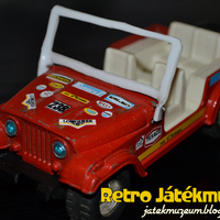 Metalcar Jeep CJ-7