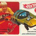 Hot Wheels katalógus 1969