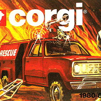 Corgi katalógus 1980