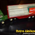 MIR Coca-Cola teherautó