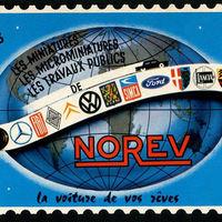 Norev katalógus 1966