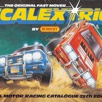 Scalextric katalógus 1984