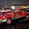 New Bright távirányítós tűzoltóautó