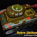 ME-060 kínai távirányítós lemeztank