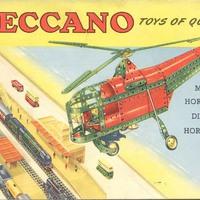 Meccano-Hornby-Dinky Katalógus 1956