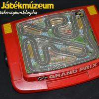 Grand Prix játékgép