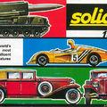 Solido katalógus 1977