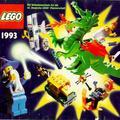 Lego katalógus 1993