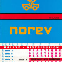 Norev katalógus 1973