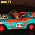 Játékmúzeum TV 201.adás - EHRI Sportwagen Nr. 23