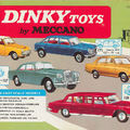 Dinky Toys katalógus 1965