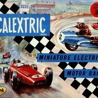 Scalextric katalógus 1963