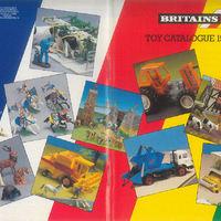 Britains Toy katalógus 1988