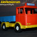 Wader billenőplatós teherautó