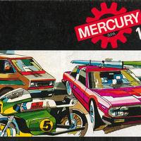 Mercury katalógus 1978