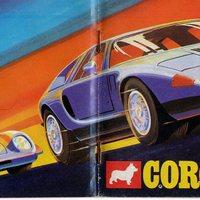 Corgi katalógus 1970