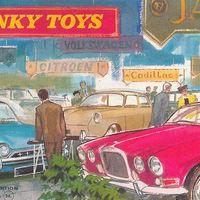 Dinky Toys katalógus 1963