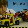 LEGO Technic katalógus 1982
